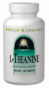 Source Naturals L-Theanine