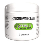 Fern's CT Homeopathic Balm